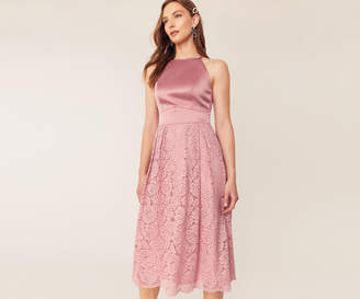 Oasis Lace Skirt Bridesmaid Dress