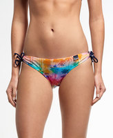 Superdry Rainbow Palm Bikini Bottoms