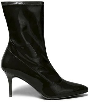Stuart Weitzman Patent-leather Boots