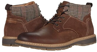 Stacy Adams Grisham Chukka Boot (Black Crazyhorse) Men's Shoes