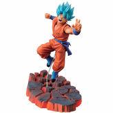 Asstd National Brand Banpresto Dragon Ball Z Super Saiyan God SS Son Goku Figure