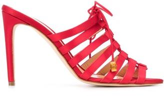 Chloe Gosselin Kristen 100mm sandals