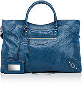 Balenciaga Women's Arena Leather Classic City Extra-Large AJ Bag