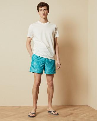 Ted Baker LINK Linear Floral Swim short