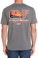 Vineyard Vines Men's Halloween 2017 Graphic Pocket T-Shirt