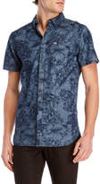 Superdry Printed Short Sleeve Button-Down