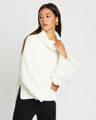 Camilla And Marc Theodore Knit Top