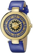 Versace Women's VQR020015 Mystique Foulard 38mm Analog Display Swiss Quartz Blue Watch