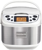 Frigidaire Professional Fuzzy Logic Rice Cooker, 11 Cooking Settings with Stainless Steel, 10-Cup