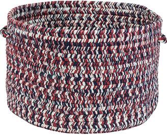Colonial Mills Corsica Patriotic Utility Basket