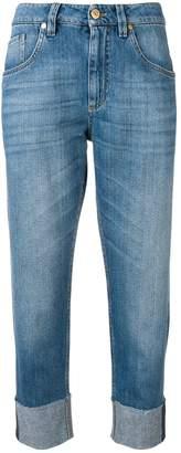 Brunello Cucinelli classic mum jeans