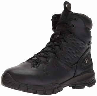 """5.11 Tactical Series 5.11 Tactical 888579136142 Men's XPRT 3.0 Waterproof 6"""" Fire and Safety Boot Black 7.5 Medium US"""