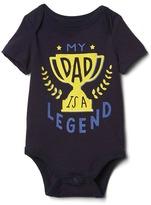 Gap Best family short sleeve bodysuit