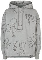 Wooyoungmi Abstract Embroidered Hoodie