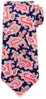 Kiton Paisley-Print Silk Tie