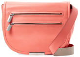 Marc by Marc Jacobs Luna Medium Leather Saddle Crossbody
