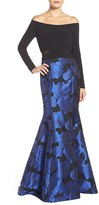 Xscape Evenings Women's Trumpet Gown