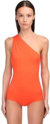Bottega Veneta Light Jersey One Piece Swimsuit