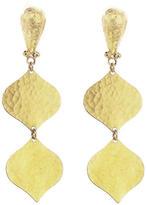 Gurhan Clove Double Drop Earrings
