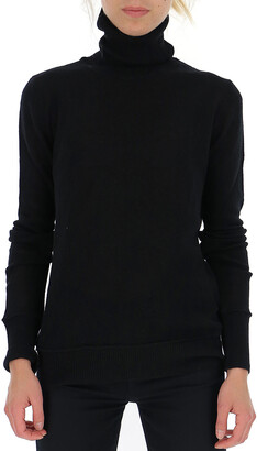 Amiri Turtleneck Knitted Sweater