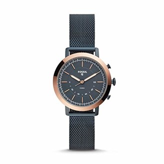 Fossil Womens Smartwatch with Stainless Steel Strap FTW5031
