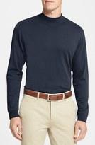Cutter & Buck Men's Big & Tall 'Belfair' Long Sleeve Mock Neck Pima Cotton T-Shirt
