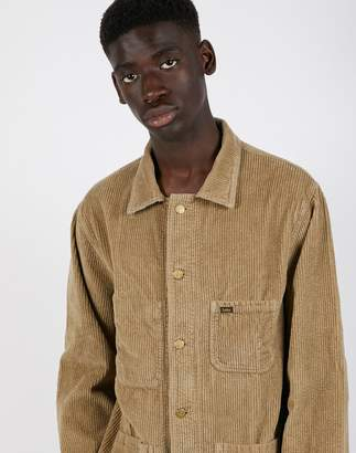 Lois Jeans - French Workers Jacket in Jumbo Cord Tan