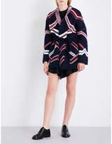 Maje Marcozi wool-blend cardigan