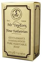 Taylor of Old Bond Street Sandalwood Bath Soap, 200g