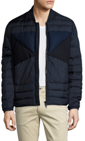 Antony Morato Quilted Stand Collar Coat