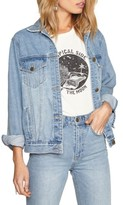 Amuse Society Women's Outlands Denim Jacket