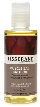 Tisserand Aromatherapy Muscle Ease Bath Oil