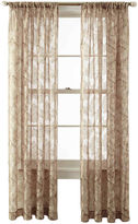 Royal Velvet Opus Rod-Pocket Sheer Panel