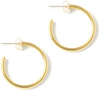 Mvdt Collection Classic Loop Earring Medium