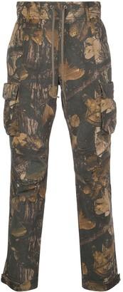 John Elliott Panorama cargo trousers