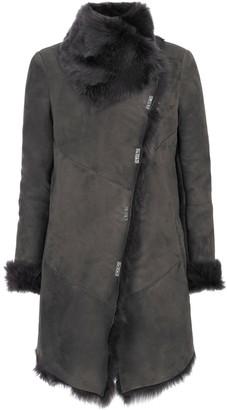 Muu Baa Muubaa Tomis Sheepskin Coat