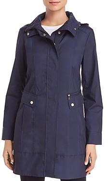 Cole Haan Travel Packable Rain Jacket