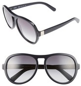Chloé Women's Marlow 59Mm Oversized Sunglasses - Black
