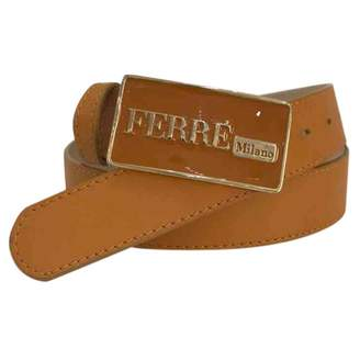 Gianfranco Ferre Other Leather Belts