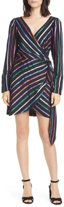 Tanya Taylor Magnolia Stripe Dress