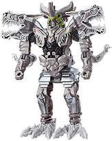 Transformers The Last Knight Armour Turbo Changer Grimlock Action Figure
