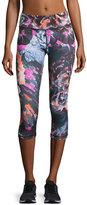 Vimmia Tempest Rose Core Capri Leggings, Multicolor