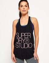 Superdry Studio Elastic Vest