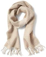 Banana Republic Eyelash Tweed Scarf