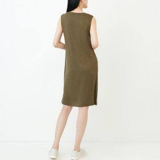Roots Georgian V Neck Dress