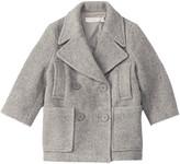 Stella McCartney Eleanor Wool-Blend Coat