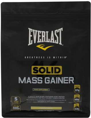 Everlast Solid Mass Gainer