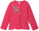 Babyface Embroidered Tee (Baby, Toddler, & Little Girls)