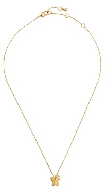 Kate Spade In a Flutter Butterfly Pendant Necklace, 17