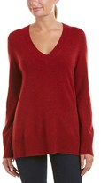 Autumn Cashmere Bell Sleeve Cashmere Sweater.